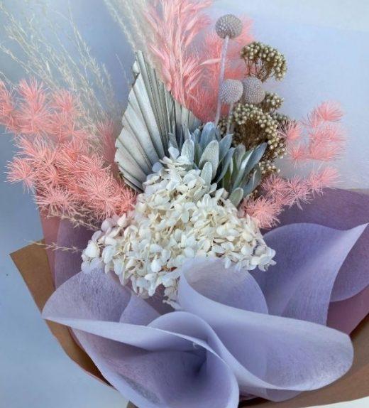 Pink Calcite bouquet (2)