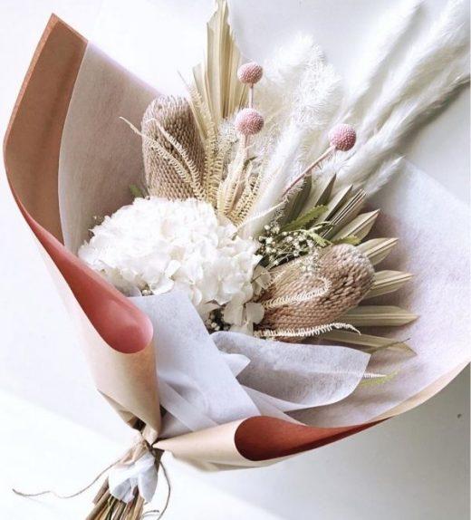 Clear Quarts Bouquet (2)