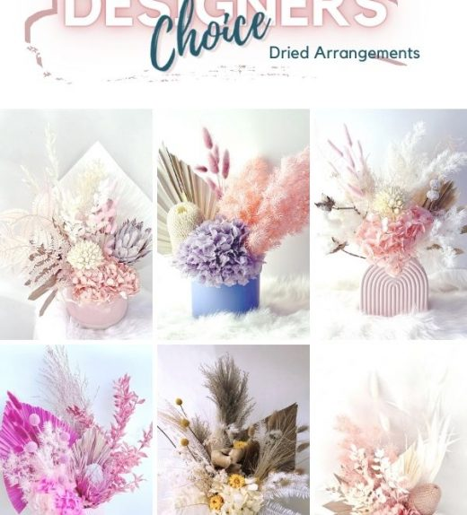 Designers Choice Arrangements