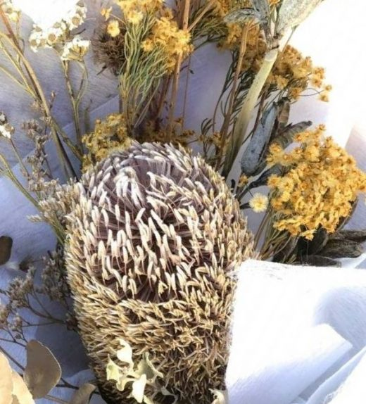Dried Natural Posy (1)