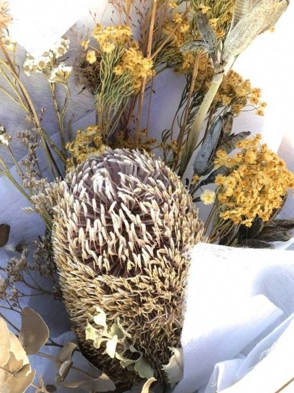 Dried Natural Posy