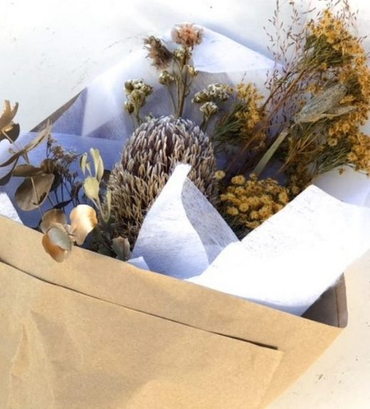 Dried Natural Posy (2)